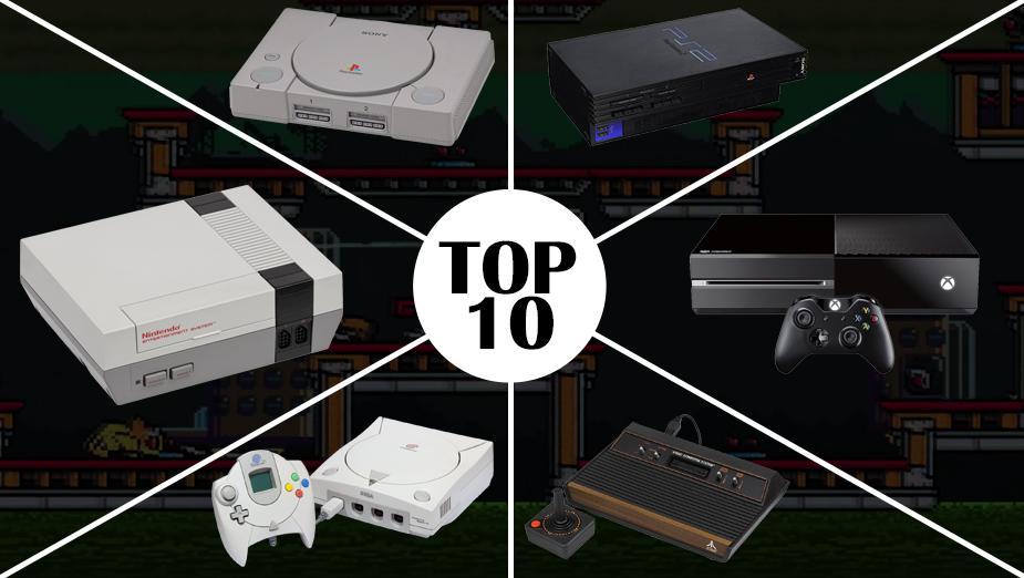 Top 10 najważniejszych konsol w historii