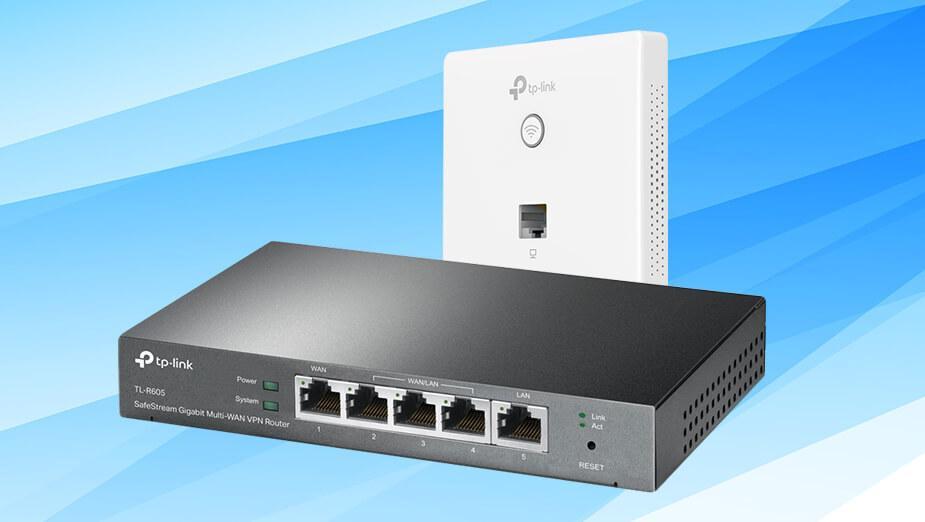 TP-Link Omada SDN - prezentacja platformy do zarządzania infrastrukturą sieciową z chmury