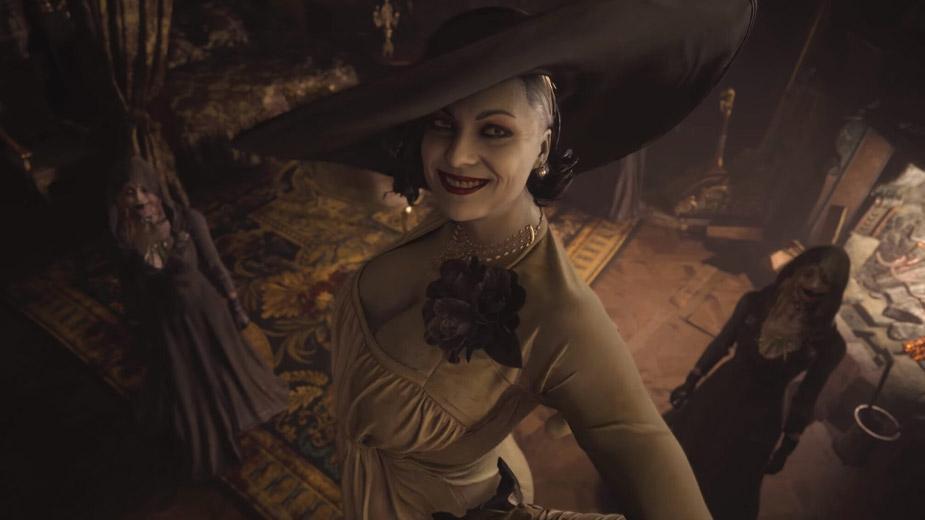 Twarz głównej przeciwniczki w Resident Evil Village należy do polskiej aktorki
