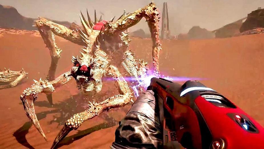 Ubisoft ujawnił datę premiery dodatku Far Cry 5: Uwięzieni na Marsie