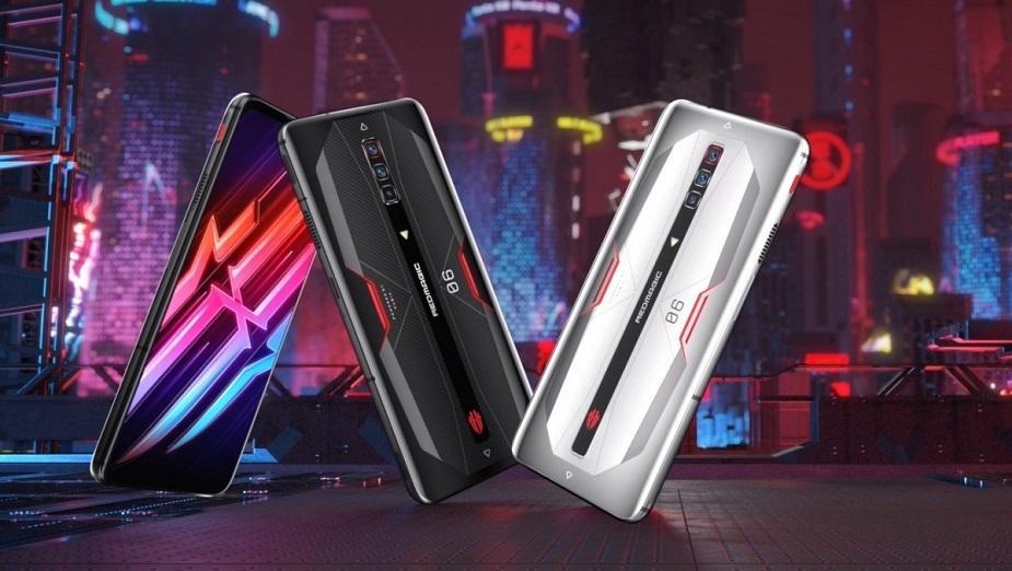 Ujawniono globalną datę premiery smartfonów nubia Red Magic 6 i Red Magic 6 Pro