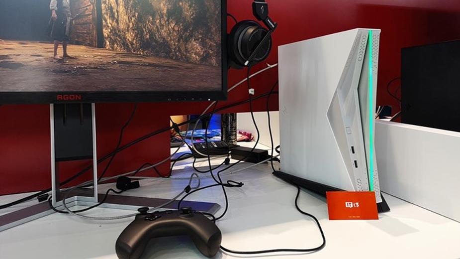 Ujawniono wygląd kontrolera i cenę chińskiej konsoli do gier, z AMD Ryzen
