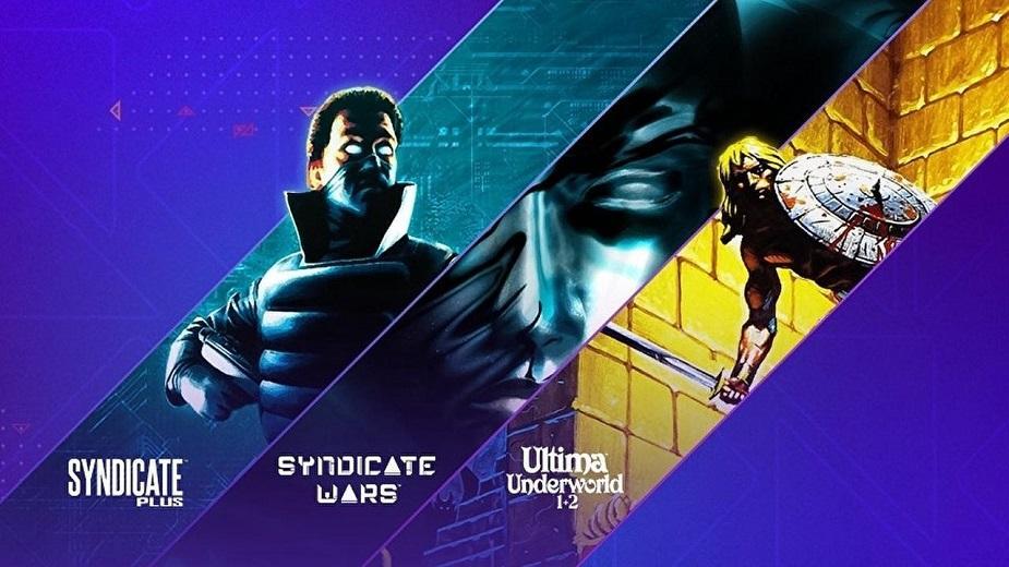 Ultima Underworld, Ultima Underworld II, Syndicate i Syndicate Wars za darmo na GOG