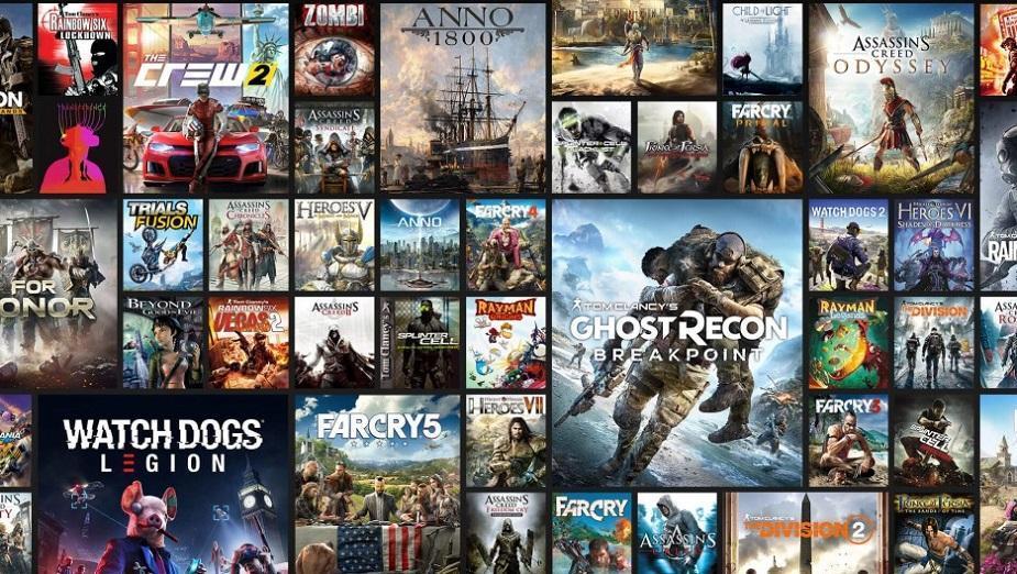 Uplay+ z datą premiery, ceną i listą gier na start
