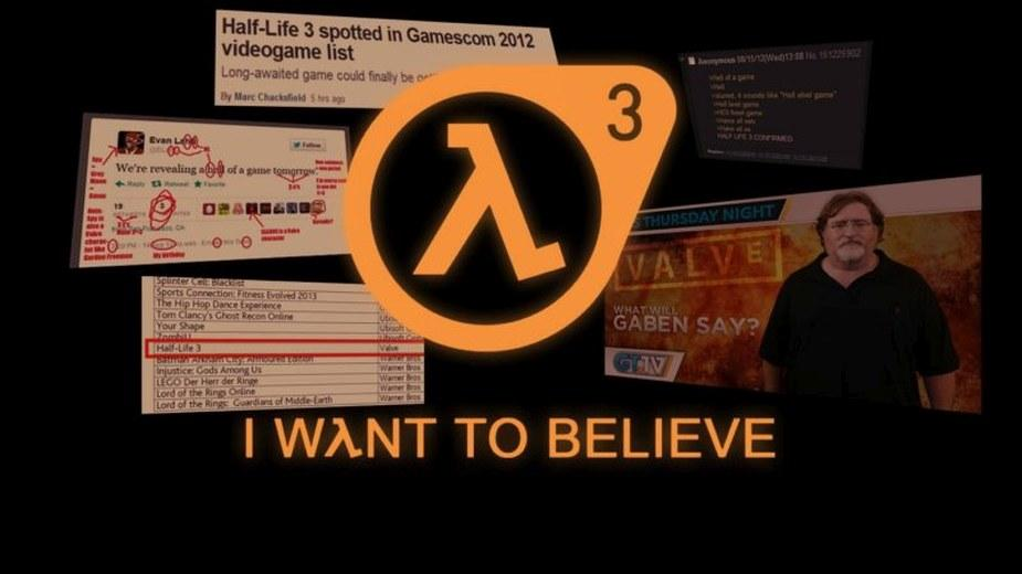 Valve: Nie rozmawialiśmy o Half-Life, bo nie pracowaliśmy nad Half-Life
