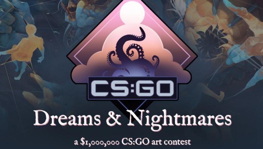 Valve ogłasza artystyczny konkurs dla fanów CS:GO. Do zgarnięcia 1 mln dolarów