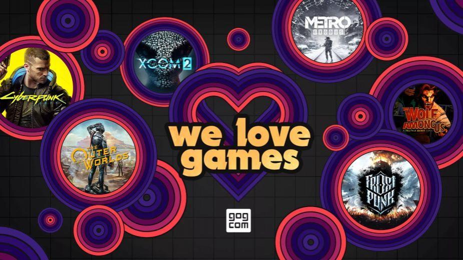 Walentykowa promocja na GOG. Ponad 2500 gier przecenionych do 92%