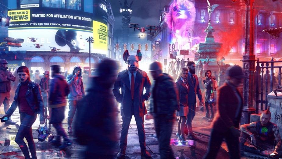 Watch Dogs Legion. Pierwsze informacje, data premiery i gameplay z gry | E3