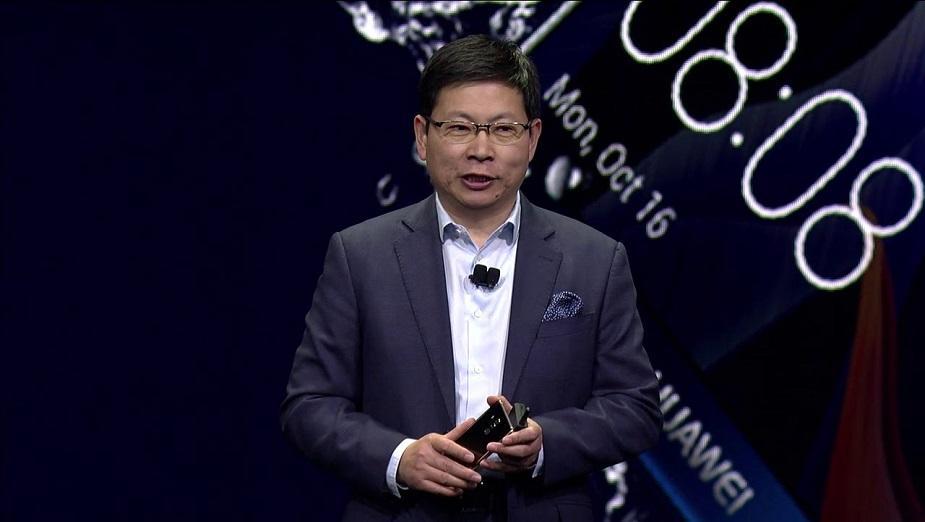 Według CEO Huawei do końca roku wyśle do sklepów 200 milionów smartfonów