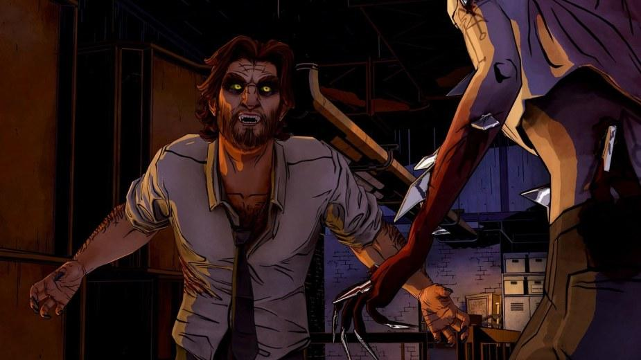 Wskrzeszone Telltale pracuje nad The Wolf Among Us 2
