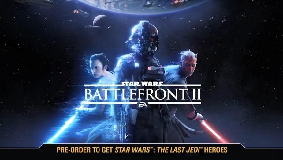 Wyciekł trailer Star Wars Battlefront II