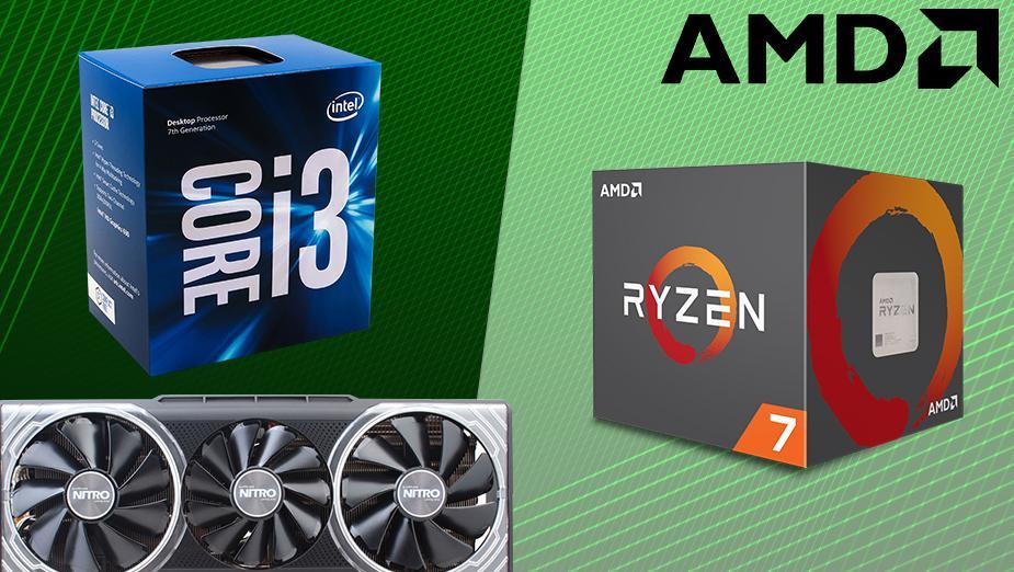 Wydajność CPU na kartach AMD – test narzutu sterowników z lat 2017-2019