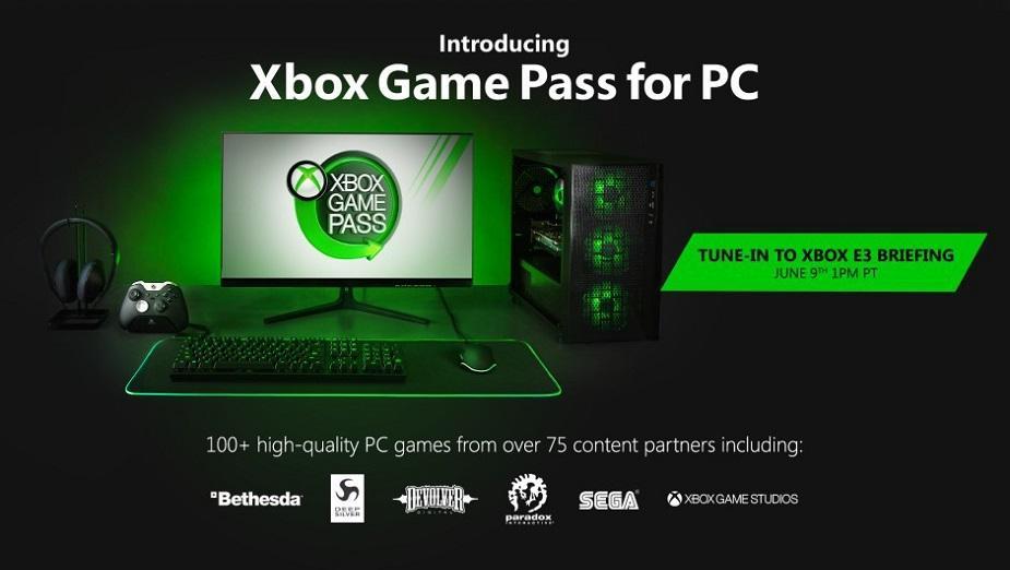 Xbox Game Pass na PC oficjalnie zapowiedziany przez Microsoft