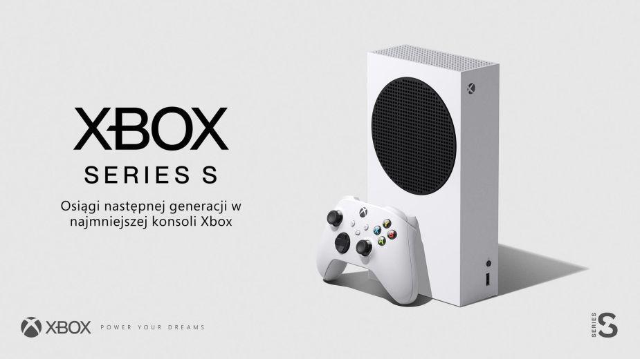 Xbox Series S oficjalnie. Wszystko co wiemy o konsoli (w tym polska cena)