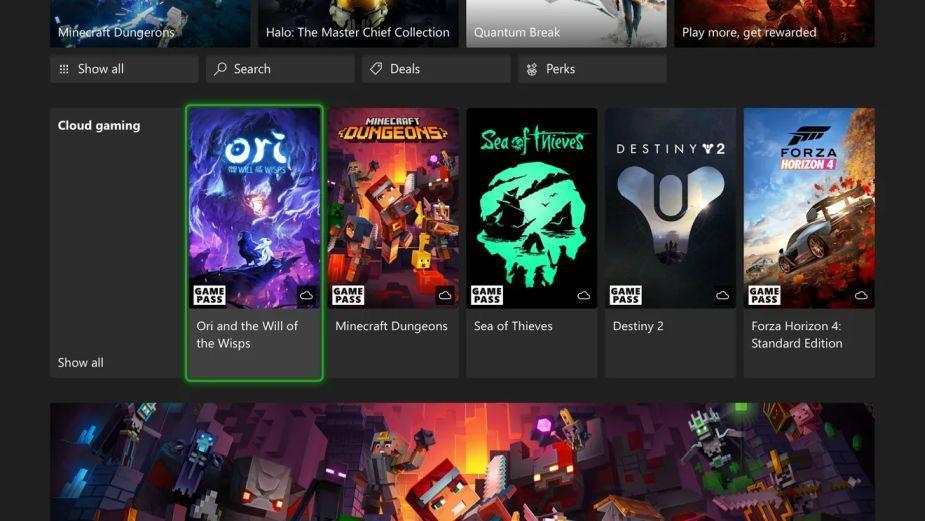 xCloud jeszcze w tym roku trafi na konsole. Pozwoli ogrywać next-genowe gry na starszych Xboxach