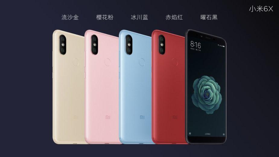 Xiaomi Mi 6X - wydajny smartfon z bardzo dobrym aparatem w dobrej cenie