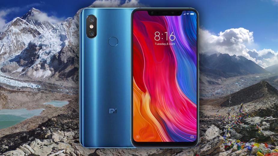 """Xiaomi Mi 8 na """"dachu świata"""" – cz. 1"""