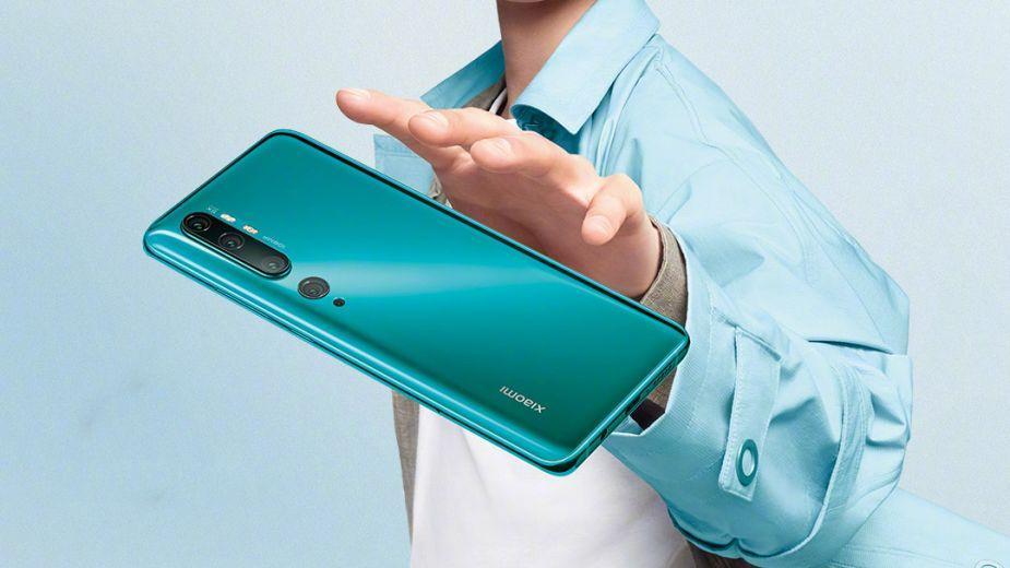 Xiaomi Mi Note 10, Redmi Note 8T i Mi TV 4S debiutują w Europie
