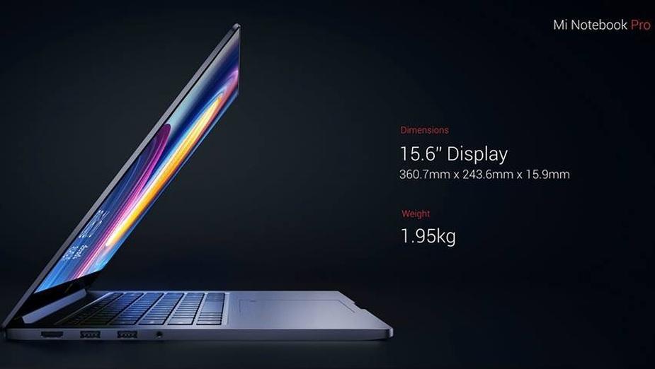 Xiaomi Mi Notebook Pro z Core i7-8550U - dobrze wyceniony konkurent Apple?
