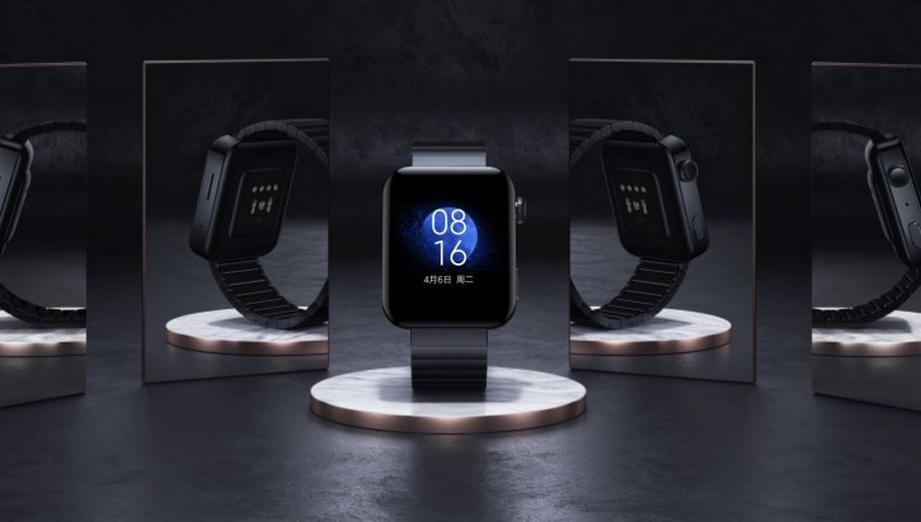 """Xiaomi Mi Watch - smartwatch jako """"mały telefon na naszym nadgarstku"""""""