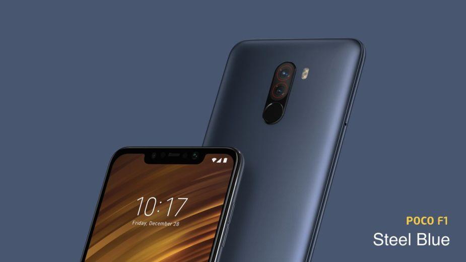 Xiaomi Pocophone F1 oficjalnie, czyli Snapdragon 845 po taniości