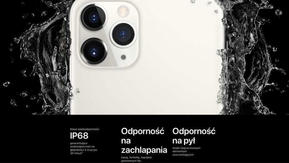 Zalałeś wodoodpornego iPhone'a? No to prawdopodobnie po gwarancji... Pozew zbiorowy przeciw Apple