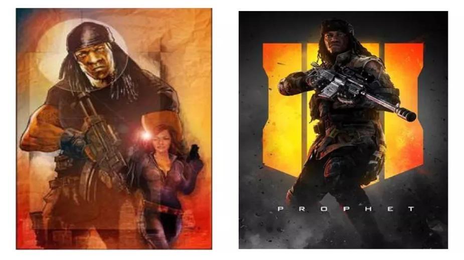 Zawodowy wrestler pozywa Call of Duty: Black Ops 4 o plagiat jego komiksu