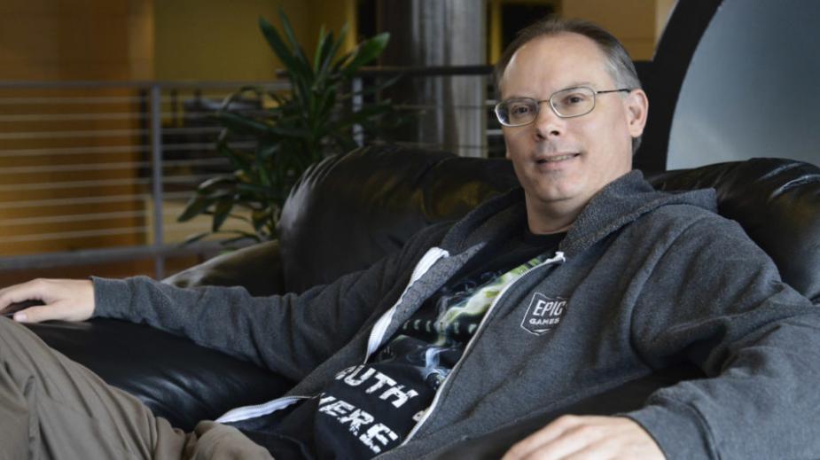 Zdaniem Tima Sweeneya, PS5 będzie napędzać rozwój PC