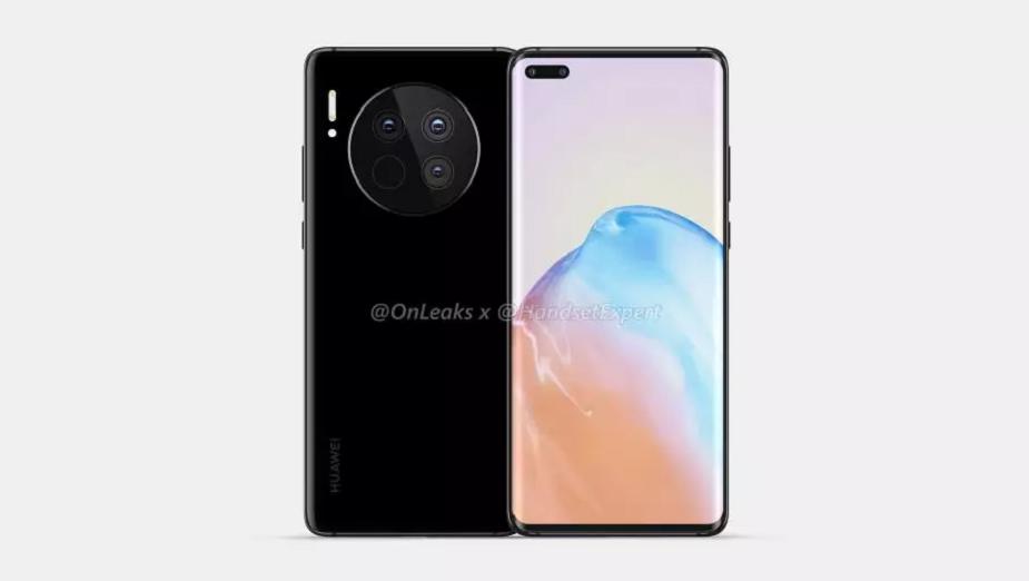 Zdradzono termin prezentacji Huawei Mate 40