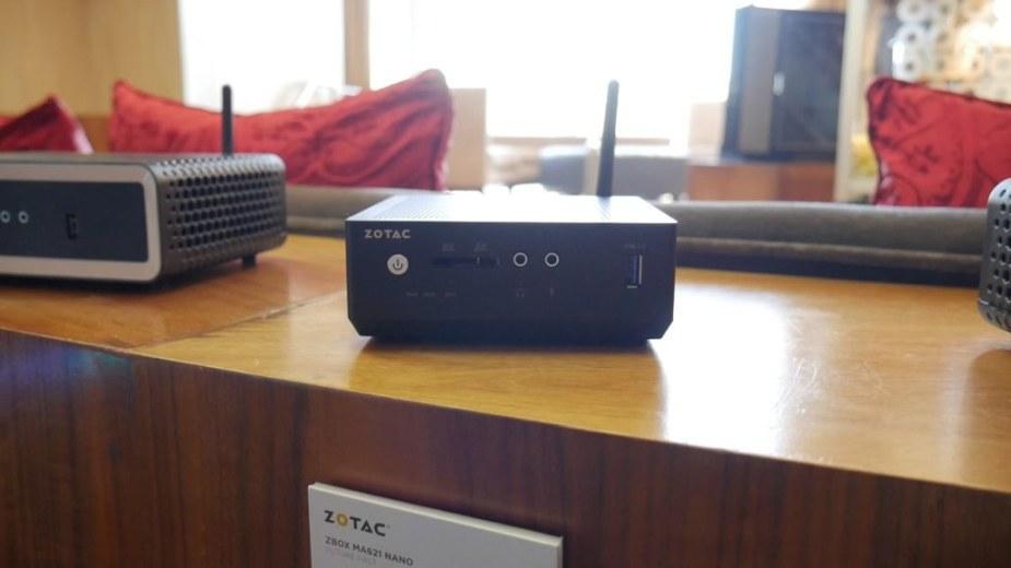 Zotac ZBOX Nano z APU Ryzen 3 3200U od AMD na pokładzie