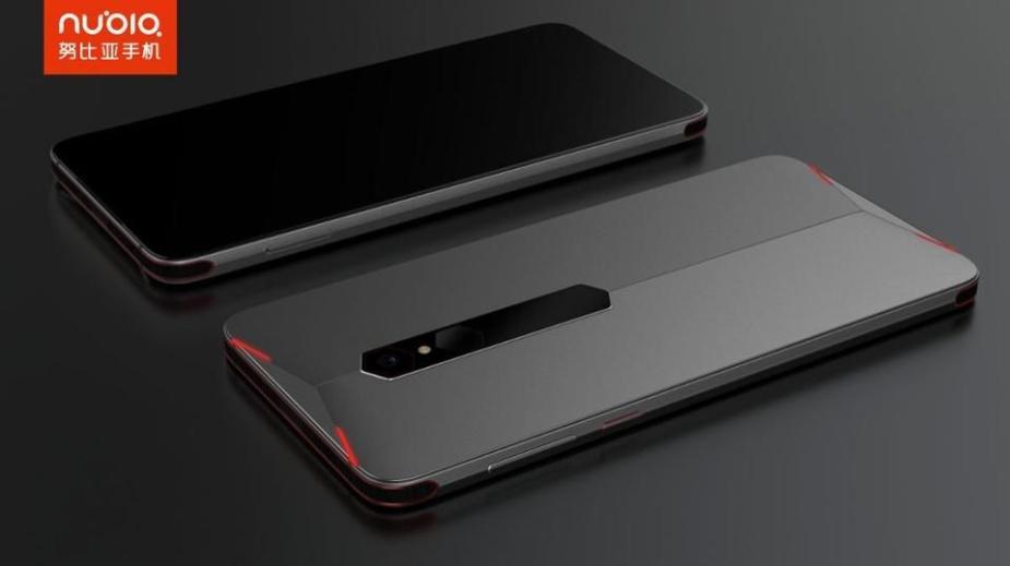 ZTE Nubia pokazuje prototypowy gamingowy smartfon z aktywnym chłodzeniem
