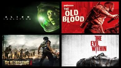 Halloweenowa oferta tygodnia sklepu Xbox: horror, zombie, terror sci-fi