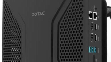 Zotac zaprezentował komputer do VR w formie plecaka