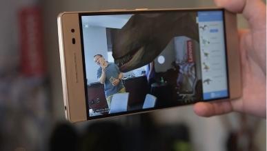 Lenovo wydaje pierwszy smartfon z Google Tango AR