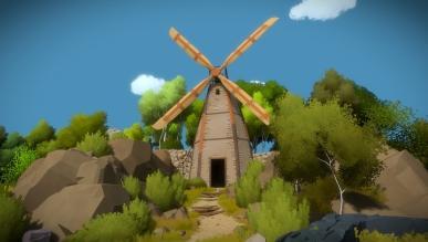 Patch do The Witness na PS4 Pro oferuje sporo opcji graficznych