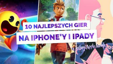 Gry na iOS: Najlepsze produkcje w usłudze Apple Arcade