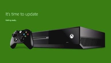 Dzisiaj Microsoft rozsyła wielką, publiczną aktualizację Xbox One