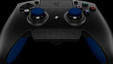 Razer Raiju - nadchodzi najdroższy seryjnie produkowany pad do PS4