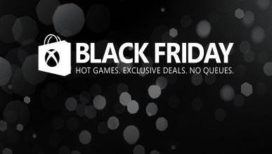 Dziś zaczyna się wyprzedaż Black Friday w sklepie Xbox