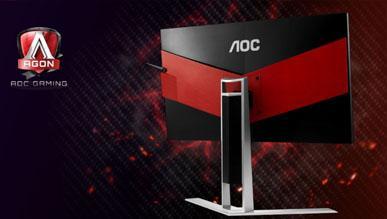Test monitora AOC Agon AG271QX 144 Hz FreeSync