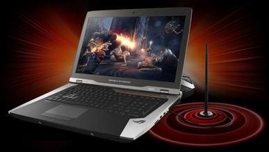 Asus ROG GX800 – nowy laptop dla graczy z zewnętrznym systemem chłodzenia cieczą