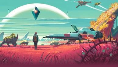 Twórcy No Man's Sky przerywają milczenie i zapowiadają dużą aktualizację