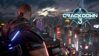Crackdown 3 ukaże się przed listopadem 2017; obsłuży 4K na Scorpio
