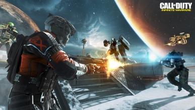 Sprzedaż Call of Duty Infinite Warfare gorsza o 50% niż Black Ops III