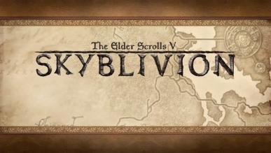 Skyblivion - Oblivion na silniku Skyrima