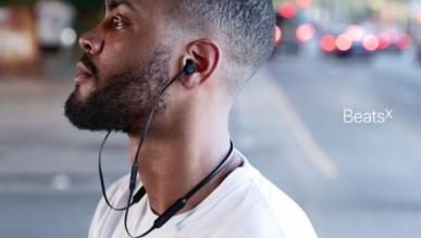 Apple przesuwa premierę słuchawek BeatsX na 2017