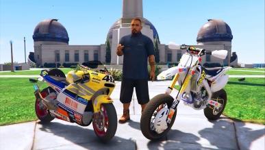 GTA Online wprowadza nowy tryb rozgrywki i darmowy motocykl