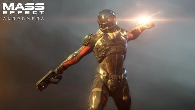 Jutro w nocy materiał z Mass Effect: Andromeda na konferencji NVIDIA