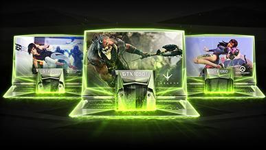 Karty Nvidia GeForce GTX 1050 i GTX 1050 Ti oficjalnie trafiają do laptopów