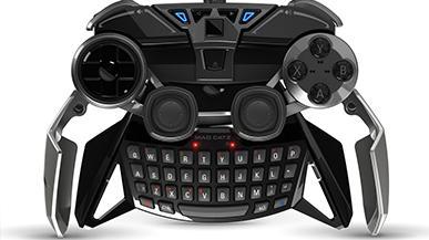 MadCatz przedstawia pada L.Y.N.X. 9 - najdroższy kontroler na świecie?